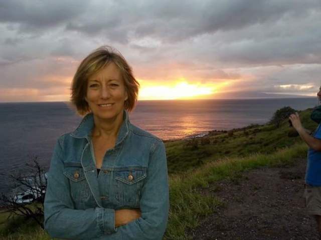 Author, Colleen Fraioli